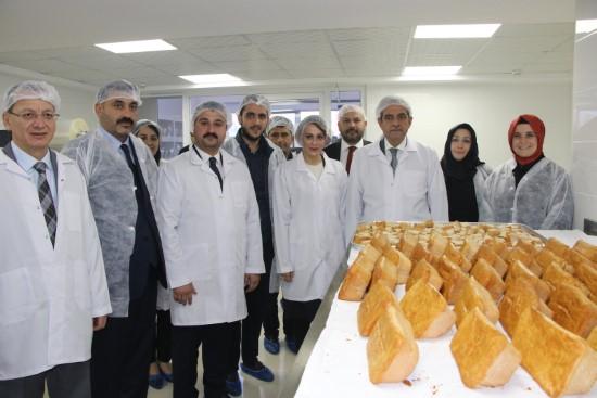 Glutensiz Ekmek Fırını açılışı yapıldı