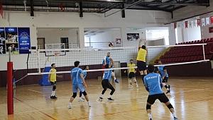 Haliliye'de maç hazırlıkları tamamlandı