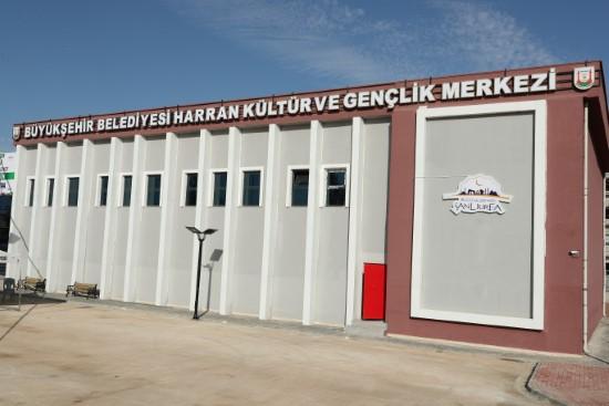 Harran Kültür Merkezi'nin açılışı gerçekleşti