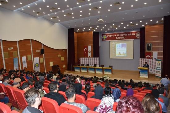 Harran Üniversitesi Gençlik Ziraat Zirvesine ev sahipliği yaptı