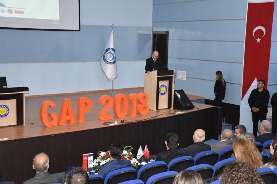 HRÜ'de 6. Uluslararası GAP mühendislik kongresi başladı
