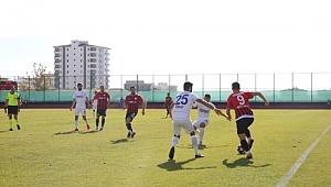 Karaköprü Belediyespor sahasında 3 puanı aldı