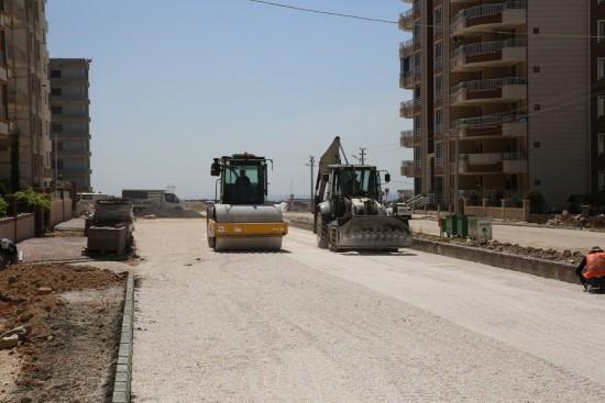 Karaköprü'de yol sorunu kalmıyor