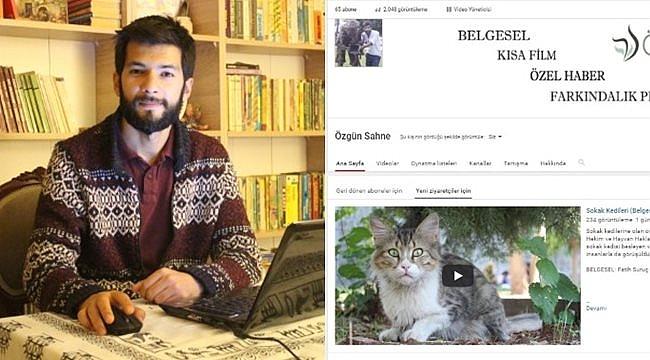 Kedi belgeseline YouTube'de gala yaptı
