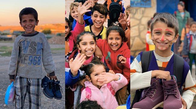 Oyuncak Kardeşliği projesiyle 35 bin çocuğun yüzünü güldürdü