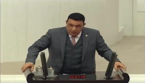 Özyavuz, pamuk üreticilerinin sorunlarını Meclise taşıdı