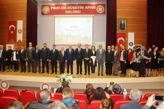 Prof. Dr. Uslu: Urfa küresel ikona sahip bir şehirdir