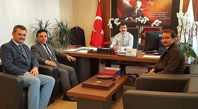 Sağlık Müdürü Durgut'tan müjdeli haberler