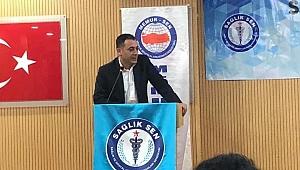 Sağlık-sen yeni başkanı Abdülkadir YABİR