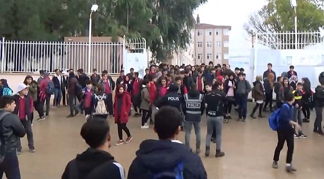 Şanlıurfa'da okul çevreleri güvenli hale geldi