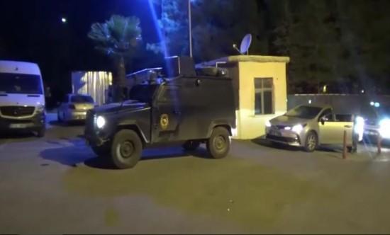 Şanlıurfa'da PKK operasyonu: 26 gözaltı