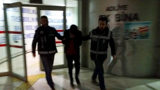 Sınav jokeri operasyona tutuklama