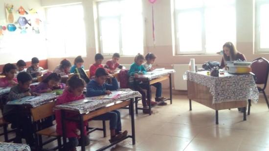 Siverek'teki tüm okullarda okuma seferberliği başlatıldı