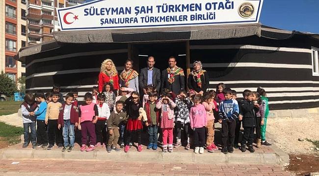 Süleymanşah Türkmen otağına ziyaretler devam ediyor
