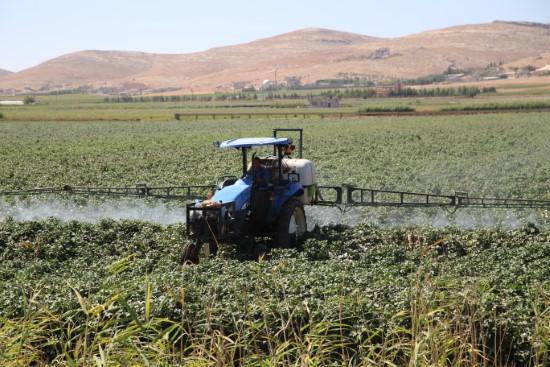 Tarımsal ilaçlardan kaynaklı alerjik astım şikayetleri artıyor