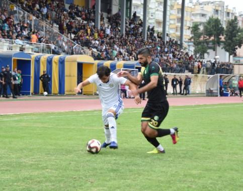 Tarsus İdman Yurdu: 0 - Şanlıurfaspor: 2