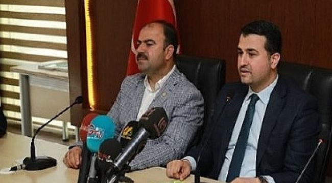 Yıldız'dan Büyükşehir Belediye Başkanı Av.Nihat Çiftçi'ye teşekkür