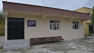 3 kırsal mahallede 'Çok Amaçlı Hizmet Evi'ne kavuştu