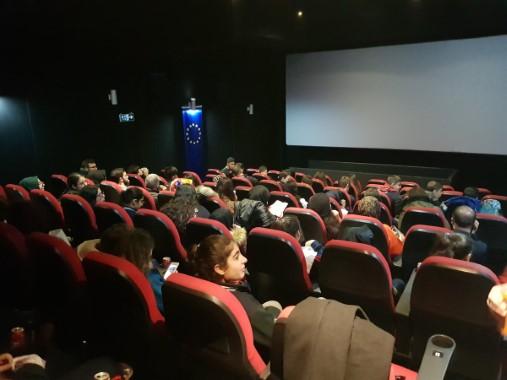 AB 8. İnsan hakları film günleri devam ediyor