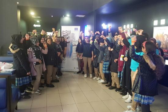 AB 8. İnsan haklari film günleri sona erdi