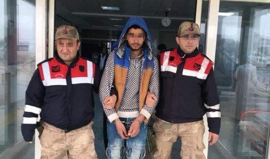Akçakale'de terörist kardeşler yakalandı