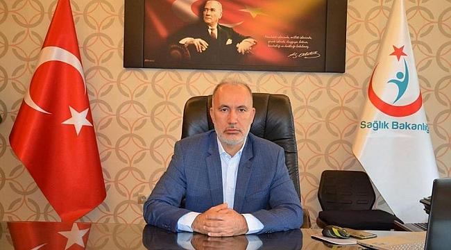 Başhekim V. Dr. İdris Dağ Şiddeti Kınadı.