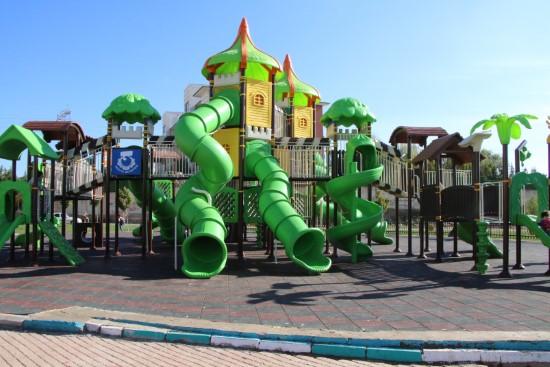 Demirkol: 33 parkı Haliliye'ye kazandırdık