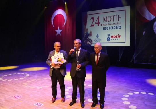 Demirkol'a Göbeklitepe tanıtım ödülü