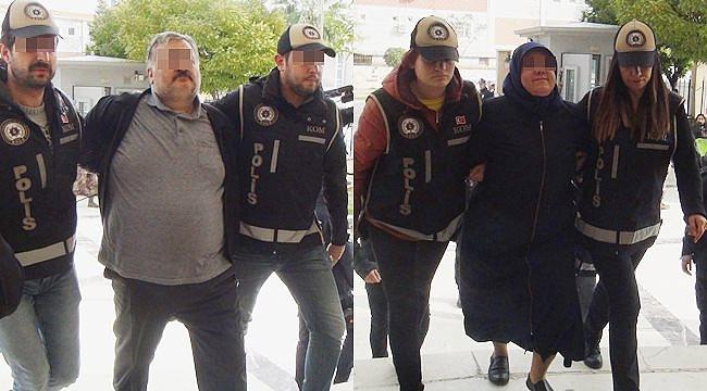 FETÖ'nün sözde il imamı ve eşi tutuklandı
