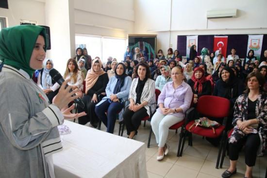 Güven, dünya kadın hakları gününü kutladı