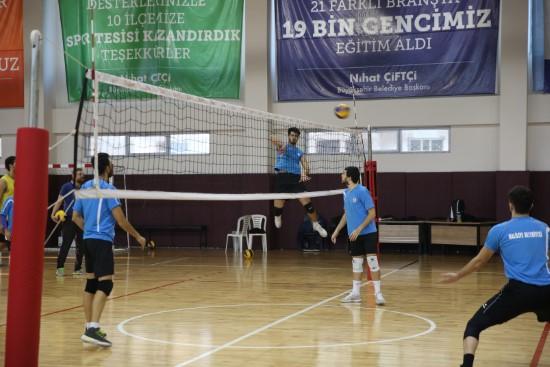 Haliliye Belediyespor'dan maçlara davet