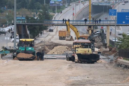 Karakoyun'da çalışmalar hızla ilerliyor
