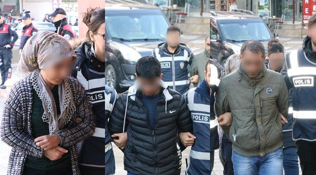 Sahte polisler Şanlıurfa'da yakalandı