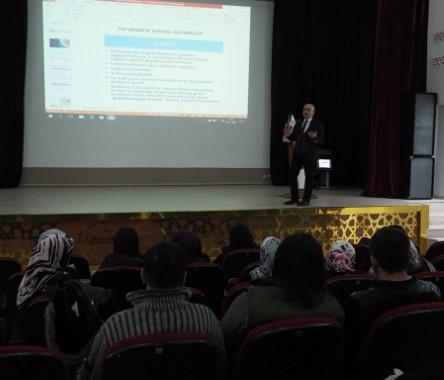Sanko'dan Şanlıurfa'da tüp bebek konferansı