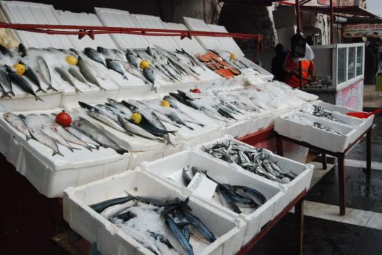 Şanlıurfa'da balık satışları arttı