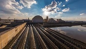 SUSKİ 7 günde 6.480 KW elektrik üretti