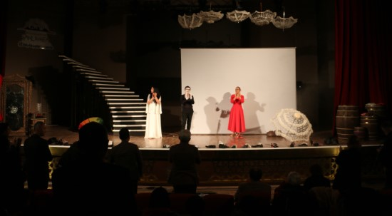 Tamara'nın Çığlığı Şanlıurfa'da sahnelendi