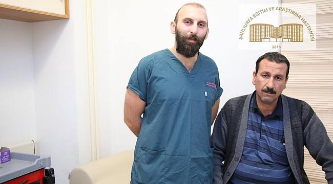 Toplar Damar Tıkanıklığı Artık Urfa'da Tedavi edilebiliyor
