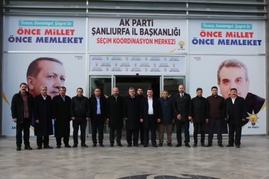 AK Parti SKM'de son hazırlıklar tamamlandı