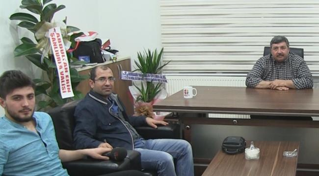 Başhekim Yardımcısı Demir'den Duru TV'ye ziyaret