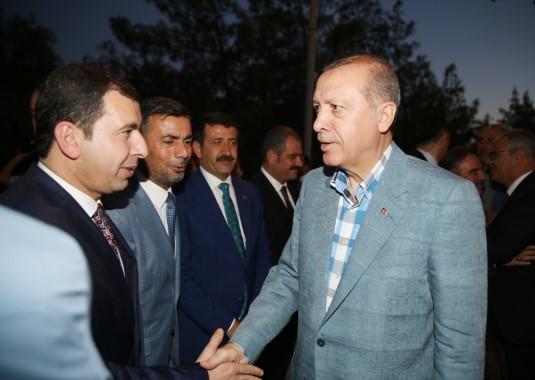 Baydilli'den Cumhurbaşkanı Erdoğan'a teşekkür
