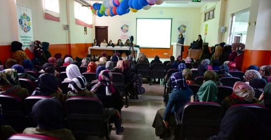 Büyükşehir'den aile eğitimine destek