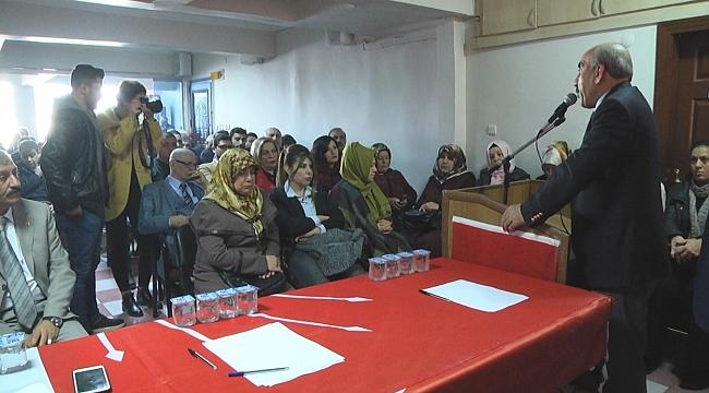 CHP Büyükşehir'de Sebahattin Cevheri dedi.