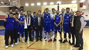 Denizli Basket Takımı, Haliliye'yi 73-85 yendi