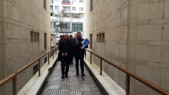 Dolandırıcı çetenin üyeleri Şanlıurfa'da yakalandı