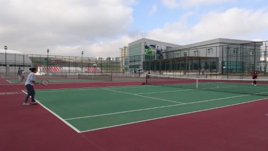 Geleceğin tenisçileri Şanlıurfa'da yetişiyor