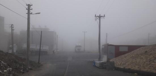 Şanlıurfa'da hava sıcaklığı düşüyor