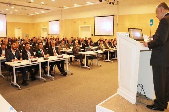 ŞUTSO meclisi TOBB'da eğitimlere katıldı