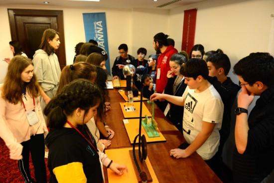 Türkiye 'Da Vinci School Camp'de buluşuyor