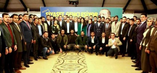AK Parti ile siyaset gençleşiyor